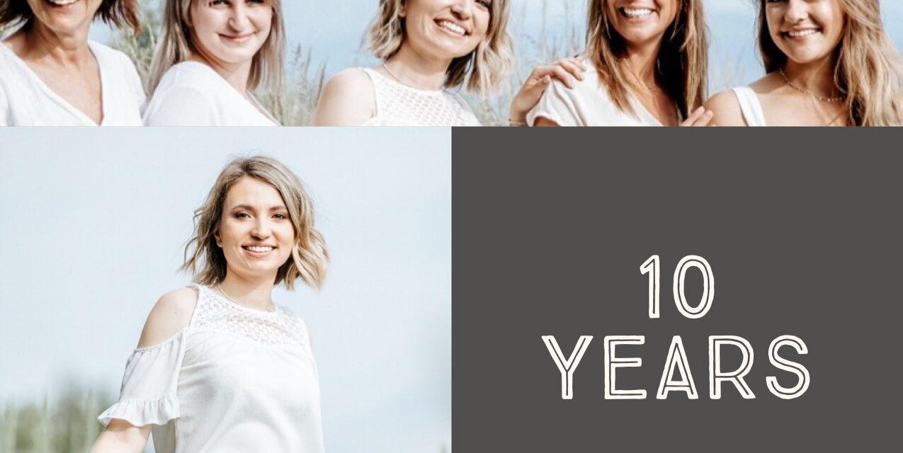 10 Jahre Magisches Haar